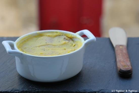 Terrine de foie gras au micro ondes entiere