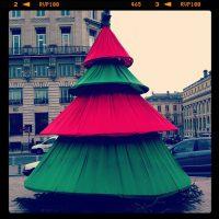 En rouge et vert #bordeaux