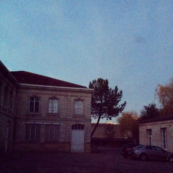 Presque nuit #bordeaux