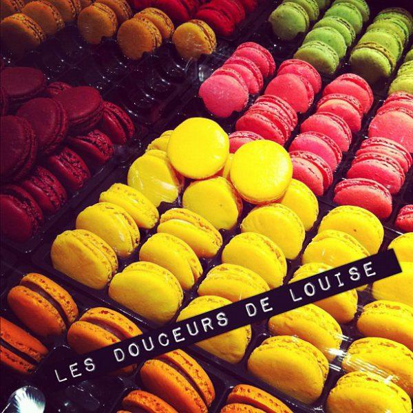 Hiiii - macarons - bordeaux (Ping @mercotte ) - Philippe Andrieu