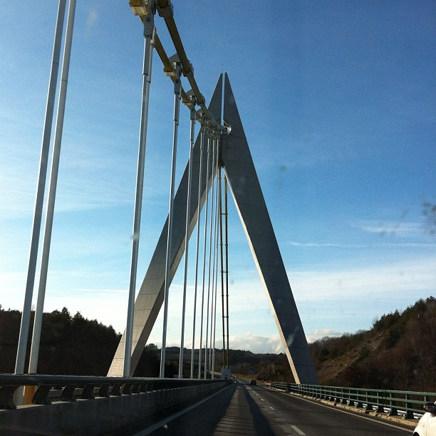 Viaduc #auvergne #nofiltre