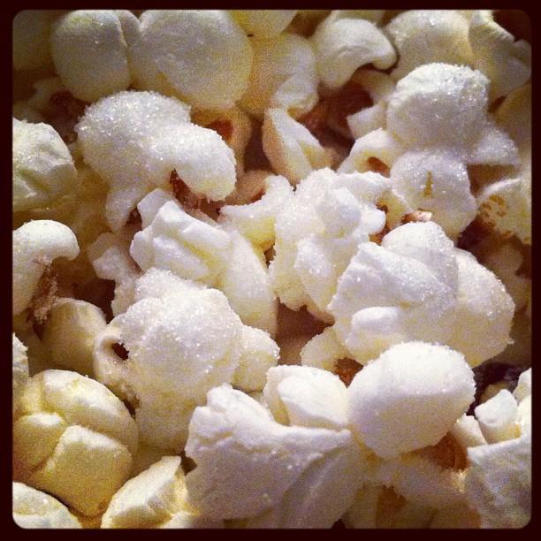 Salé ou sucré ? #popcorn