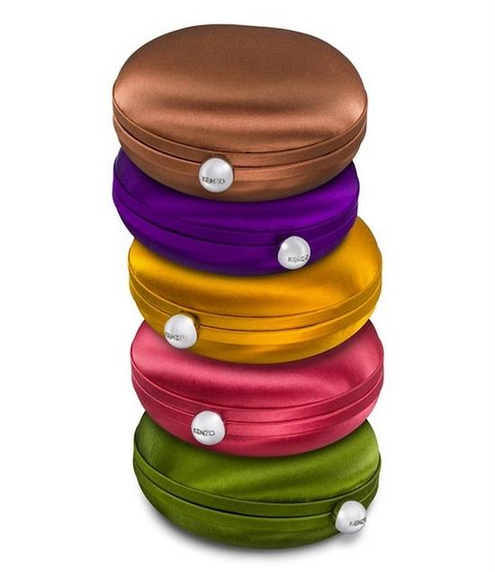 sacs macarons de Kenzo