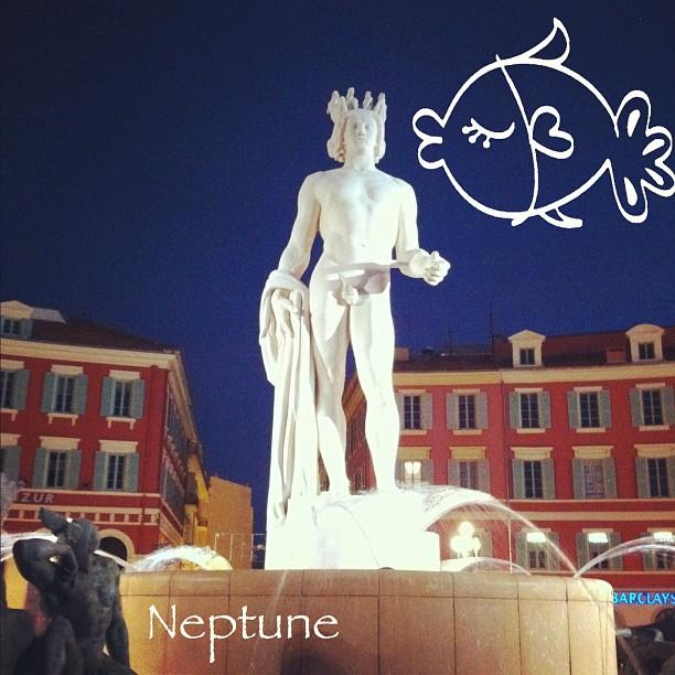Neptune, Nice