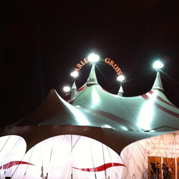Au cirque :)