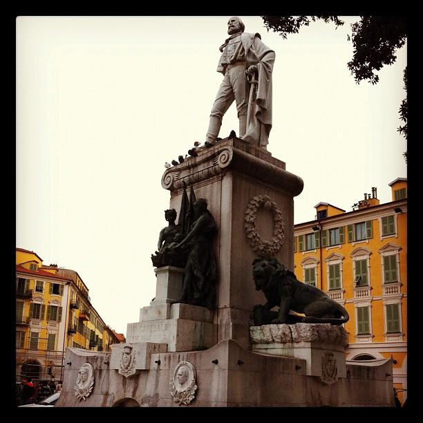 Place Garibaldi, Nice