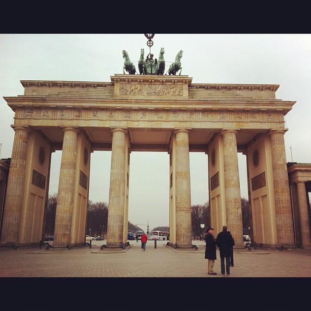 Porte de Brandeburg, Berlin
