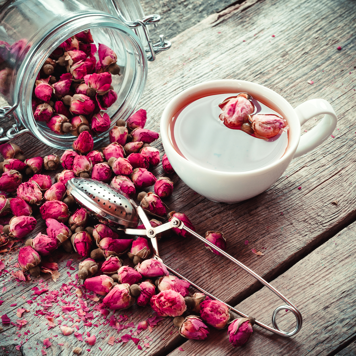 Boutons de rose ©Chamille White shutterstock
