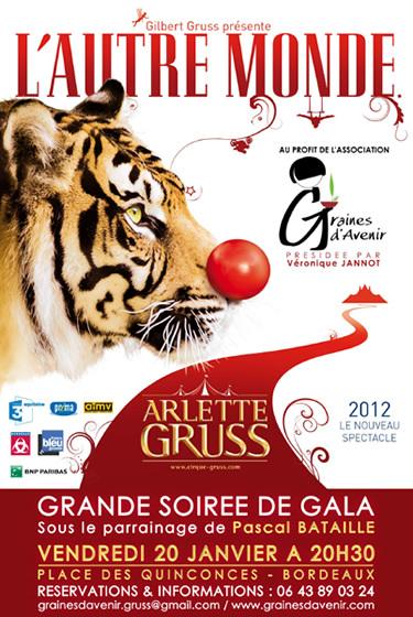L'Autre Monde - Cirque Arlette Gruss