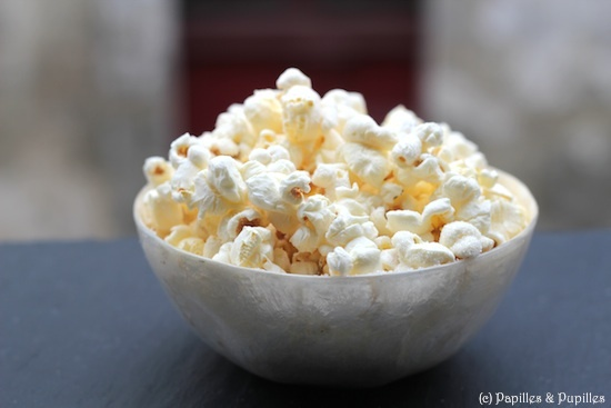 Pop corn sucré