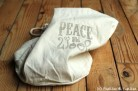 Sac Peace and Wool