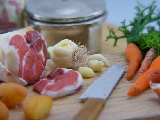Lamb stew (ragoût d'agneau) ©Shay Aaron
