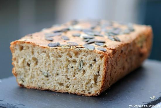 pain aux pepins de citrouille
