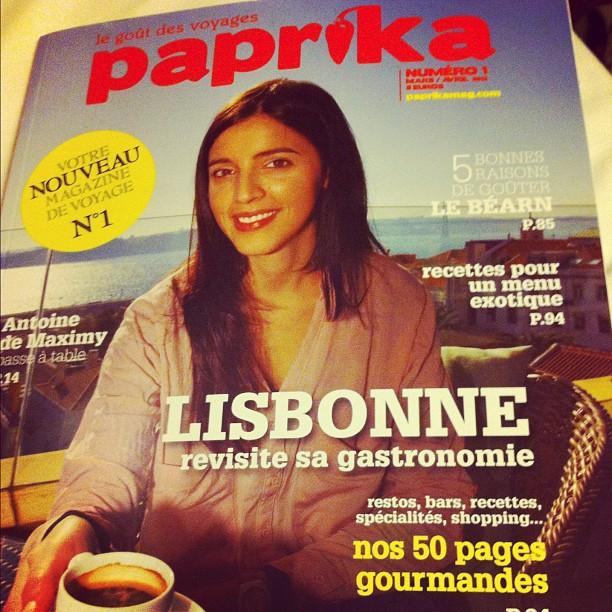 Va feuilleter Paprika en attendant les oscars - Ping @paprikasblog