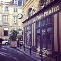 #bordeaux place Puy Paulin