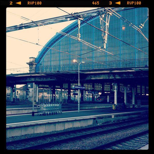 Gare saint Jean #bordeaux
