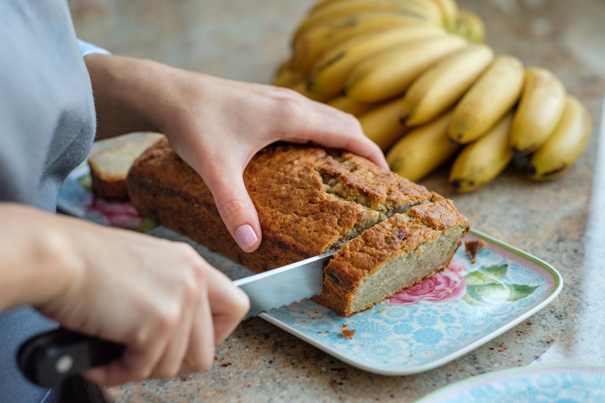 Banana Bread ©e Pavel Korotkov shutterstock