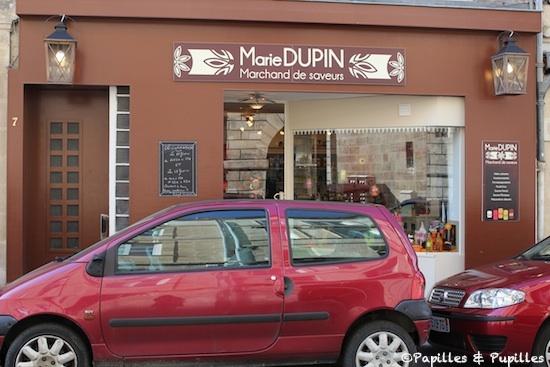 Marie Dupin - Marchand de Saveurs
