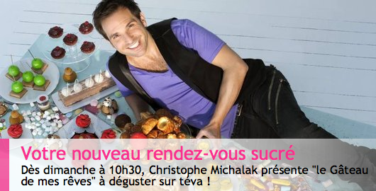 Christophe Michalak ©Teva