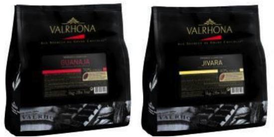 Valrhona sacs de fèves