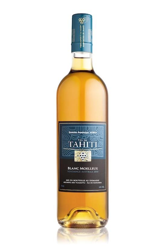 Vin de Tahiti Moelleux