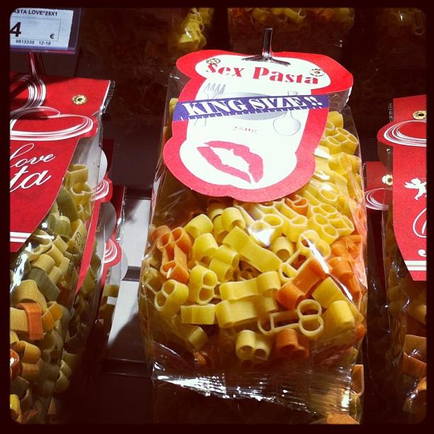 Des pâtes oui mais .... Non ... Rien ... ^_^