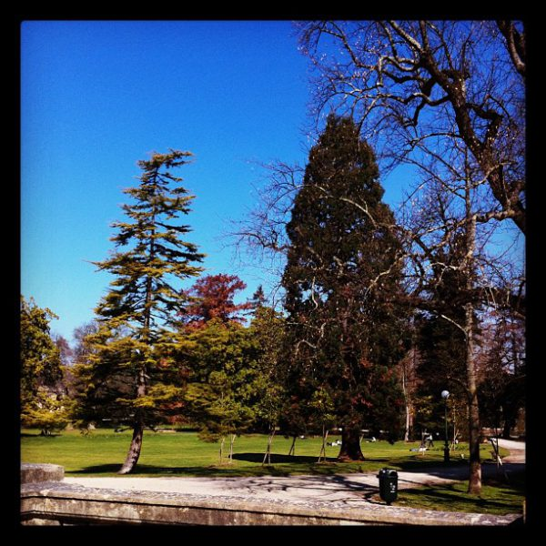 Jardin public, Bordeaux