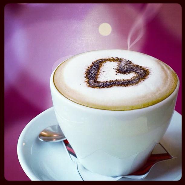 Hello et bonne journée ! It's café Time !