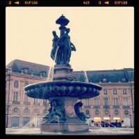 #bordeaux place de la bourse