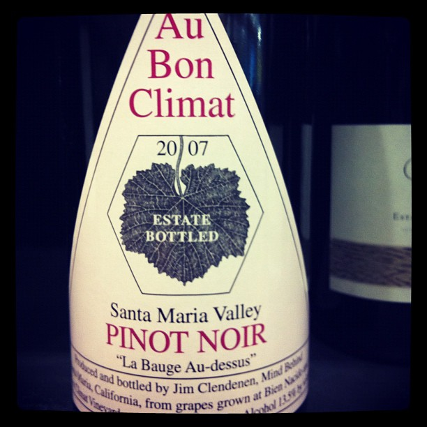 Au bon climat #vin