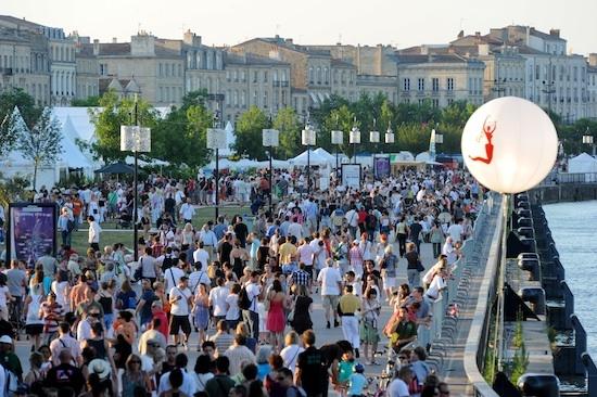 Bordeaux fête le vin ©Jean Bernard Nadeau