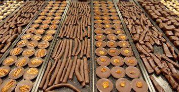 Chocolats chez Laurent Gerbaud