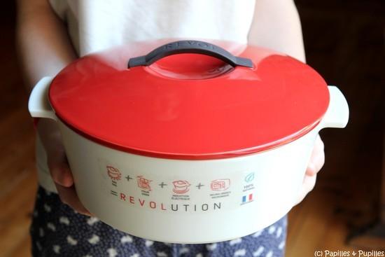 Cocotte révolution rouge