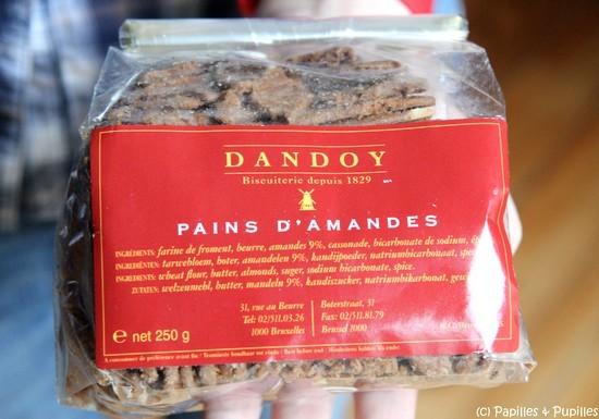 Pains d'amandes - Dandoy