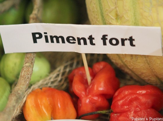 Piment fort