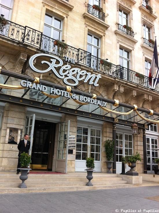 Regent Grand Hôtel de Bordeaux