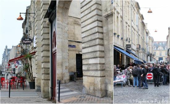 Rue de la porte de la Monnaie