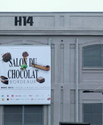 Salon du chocolat Bordeaux 2012