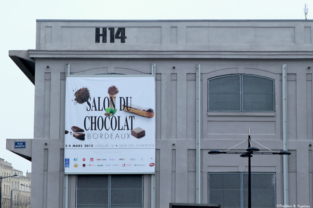 Salon du chocolat Bordeaux 2012
