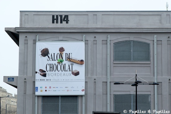 Salon du chocolat Bordeaux