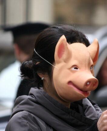 Tue Cochon - La Tupina