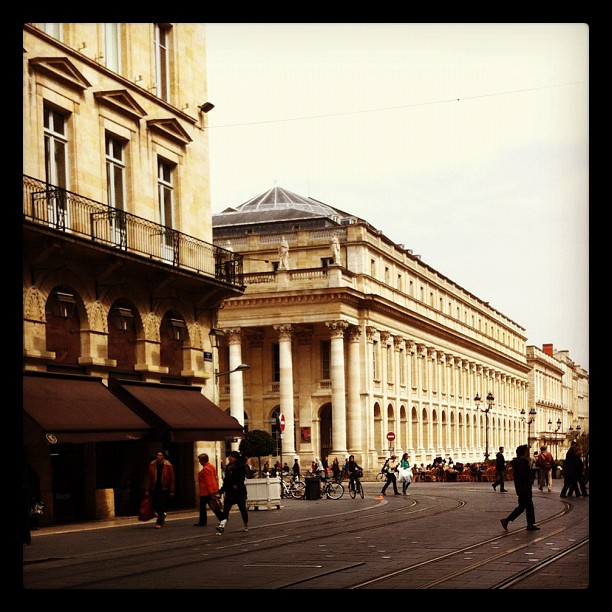 Grand Théâtre #bordeaux