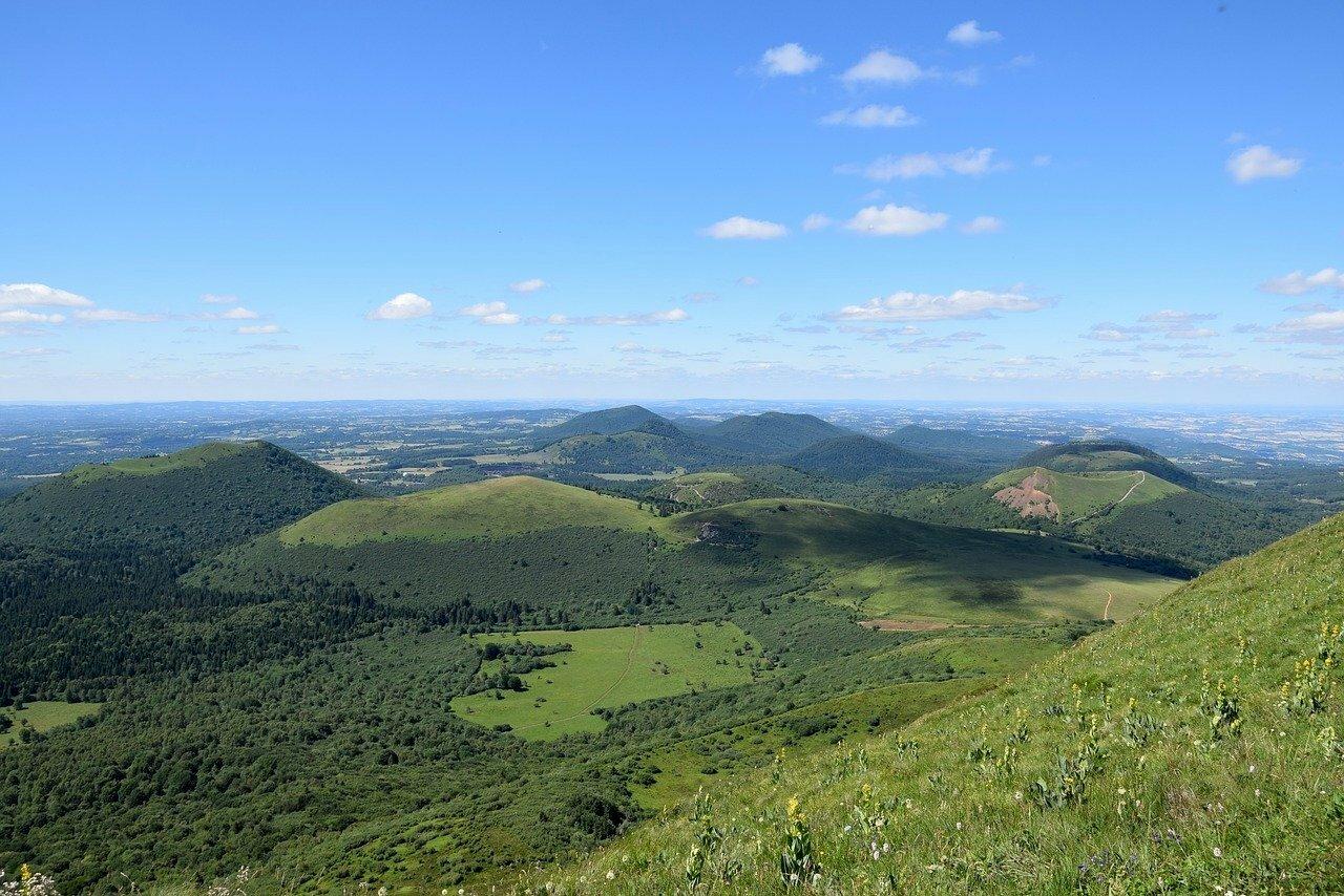 Auvergne ©ClaraMD de Pixabay