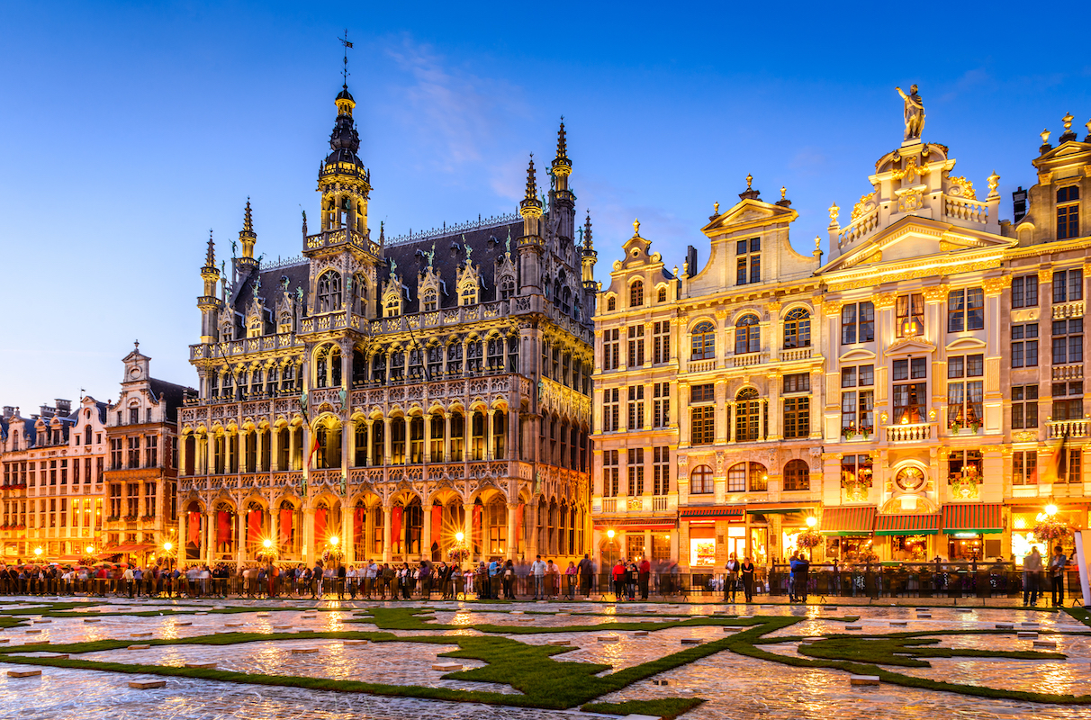 BRuxelles ©cge2010 shutterstock`