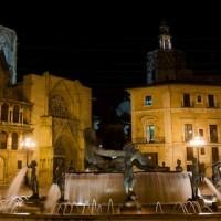 Cathédrale la nuit