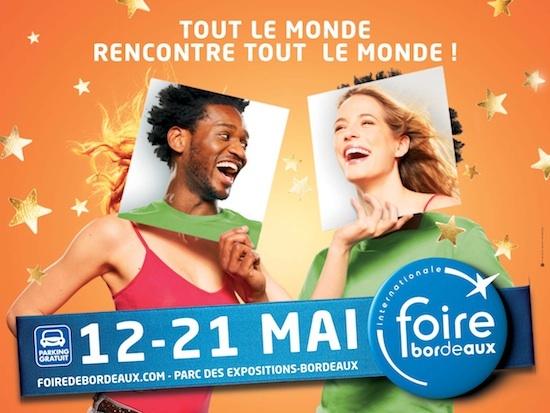 Foire Internationale de Bordeaux 2012