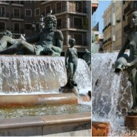 Fontaine, Neptune
