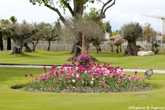 Jardin Pape Clément