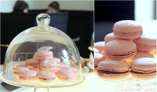 Macarons Saint James
