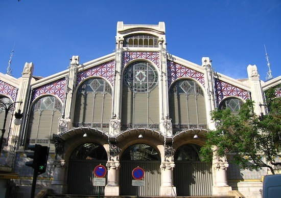 Marché centra - Valencia
